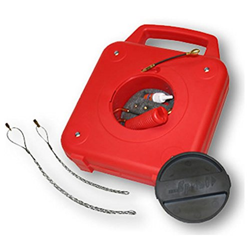 (Sprint KS-S-1130 Cable Retractor Standard 30m Red)