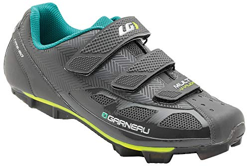 Louis Garneau Women's Multi Air Flex Bike Shoes, Asphalt, US (8), EU (39)
