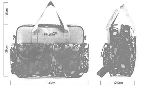 Smarstar Multifunktional Baby Nuckelflasche Windel Tote Große Shopping Tashe Für Mutter Kinderwagen
