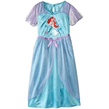 Disney Little Girls' Little Mermaid Ariel Toddler Fantasy Nightgown