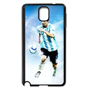 Samsung Galaxy Note 3 Cell Phone Case Black Lionel Messi W9890460
