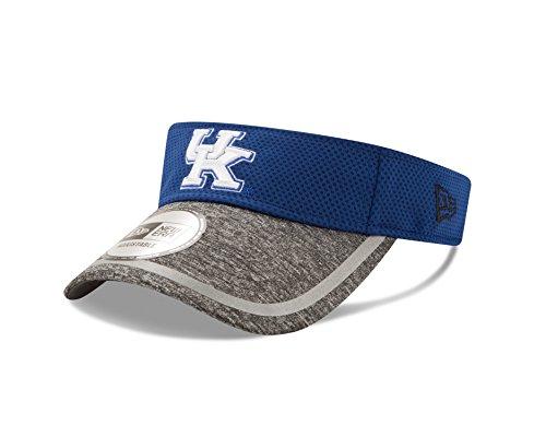 NCAA Kentucky Wildcats Adult NE16 Training Visor, One Size, Royal
