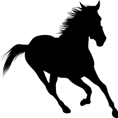 Horses Style 3 wall decal sticker home décor 23