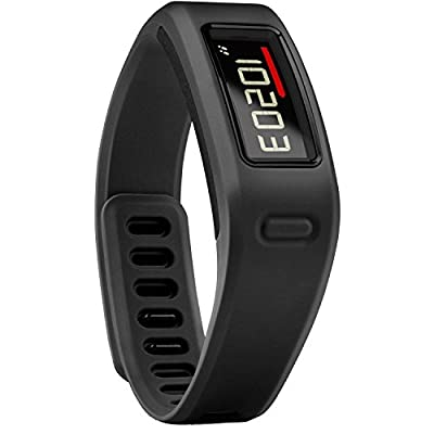 Garmin Vivofit Fitness Band - Black (Certified Refurbished)