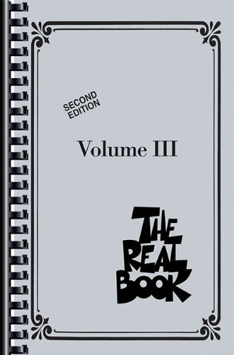 Download The Real Book - Volume III - Mini Edition: C Edition (Real Books (Hal Leonard)) pdf