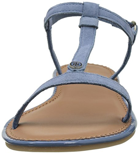 Talloni Delle Tommy jeans Dei Hilfiger Donne Blu Di 013 J1285ennifer 25b Sandali Cuneo fXUqp