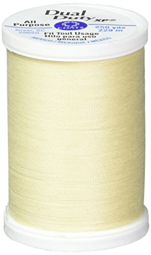 Coats: Thread & Zippers S910-7510 Dual Duty XP General Purpose Thread, 250 yd, Chamois - General Chamois