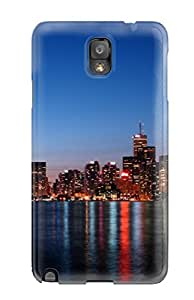 Case Cover Toronto City / Fashionable Case For Galaxy Note 3