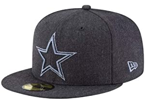 1610b95d Amazon.com : New Era Dallas Cowboys Omaha II 59Fifty Fitted Hat ...