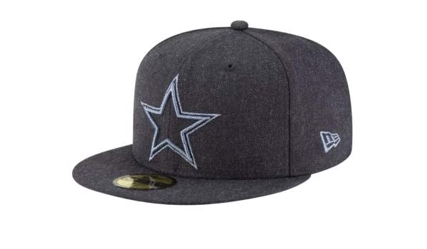b2b0bc4e72c Amazon.com   Dallas Cowboys New Era Twisted Frame 59Fifty Cap   Sports    Outdoors