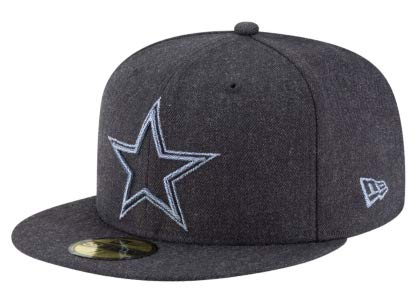 847103dad9a83 Amazon.com   Dallas Cowboys New Era Twisted Frame 59Fifty Cap ...