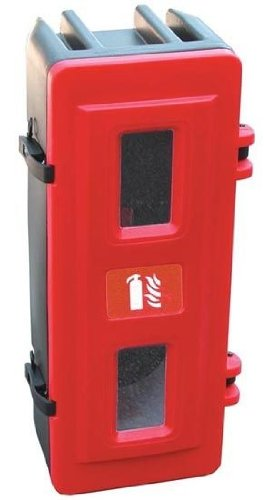 Fire Extinguisher Cabinet, 20 Lb.