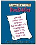 Spelling DooRiddles B1, John H. Doolittle and Tracy A. Doolittle, 0894559052