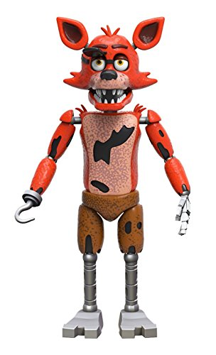 Fnaf Costumes Marionette (DASARA Five Nights At Freddy's - Foxy 5