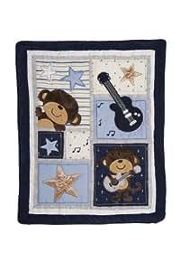 Carter's Quilt, Monkey Rockstar (Discontinued by Manufacturer)