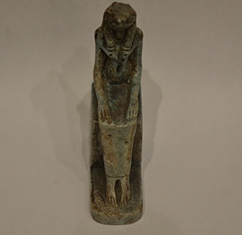 Wind & Wave Ancient Egyptian Hammer stone horus statue Crown Lower Egypt