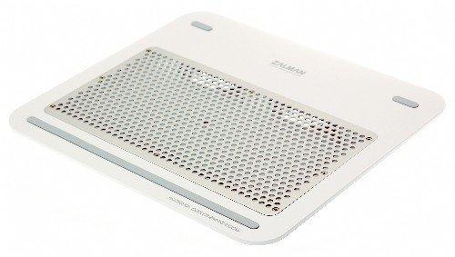- Zalman NC1500-W Laptop Cooling Pad with Pure Aluminum Panel (NC1500-W)