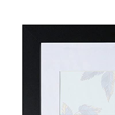 Picture Frame - Pre installed Wall Mounting Hardware, Display Frames by EcoHome