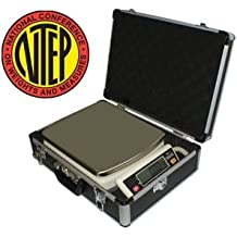 Summit Measurement NTEP Certified Portable Wrestling Scale - Tournament Kit