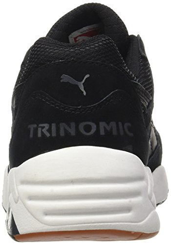 Adulto Zapatillas R698 White black Unisex Negro Puma black On a6qPxnnZ