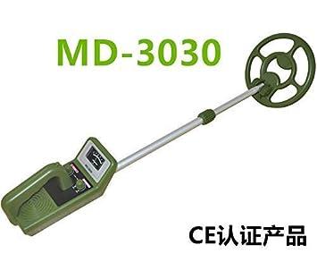 Detector de Metales Subterráneos, Detector de Metales de Alto Rendimiento de Alta Sensibilidad, Herramienta