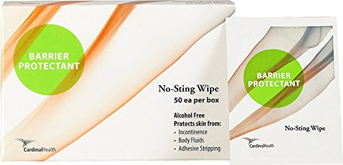 Cardinal Health CSC-BNS-WP No-Sting Barrier Skin Protectant, Sterile Wipe by Cardinal Health (Image #1)