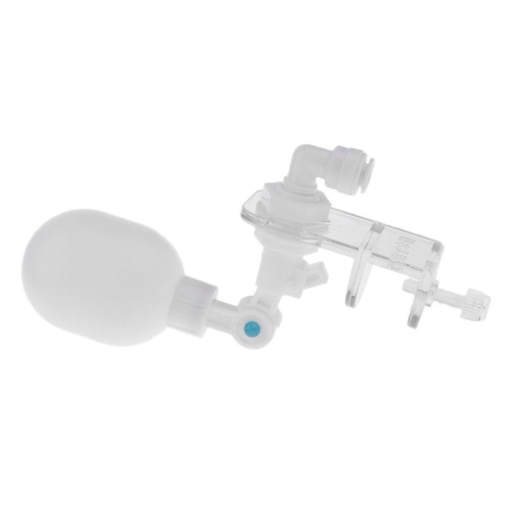 MagiDeal Vá lvula de Bola de Flotador Acuario Accesorios Adecuado para Sistema Có modo