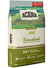 Acana Premium Dry Cat Food, Real Meat, Protein Rich, Healthy Digestion, Skin and Coat