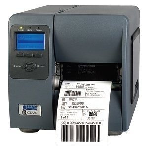 (Datamax M-Class M-4308 Direct Thermal Printer - Monochrome - Desktop - Label Print - 4.2534; Print Width - 8 in/s Mono - 300 dpi - 16 MB - USB - Serial - Parallel - Ethernet - LCD - 4.6534; - KA3-00-08940Y07)