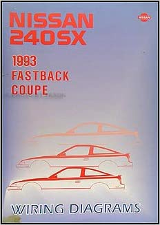 1993 nissan 240sx wiring diagram manual original: nissan: amazon com: books