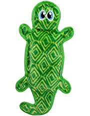 Outward Hound Invincibles Dog Toy - Stuffingless Squeaky Plush Dog Toy
