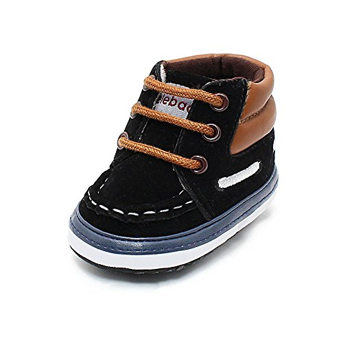 delebao-infant-toddler-baby-lace-up-soft-sole-high-top-suede-warm-sneakers-snow-boots-0-6-months-bla