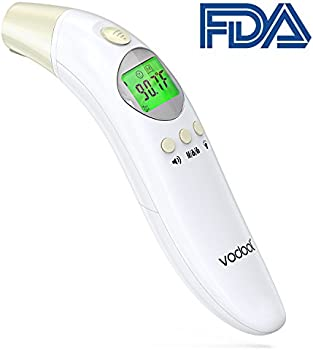 Vodool Digital Infrared Forehead and Ear Thermometer