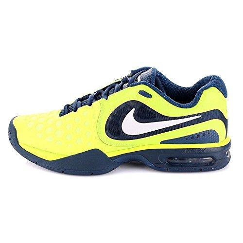 New Nike Air Max Courtballistec 4.3 VoltBlue Mens Tennis Shoes