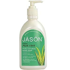 jason facial hand liquid soap