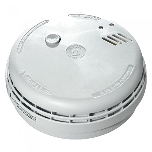 NP2266 Battery Back-up Optical alarm Advanced Aico Ei146 Mains Powered - PIKE /& CO./® BRANDED w//Extended Warranty