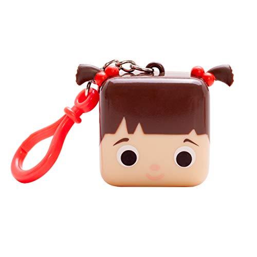 Lip Smacker Pixar Cube Balm, Boo, 1 Lip Balm in a Collectable Key Chain, 0.21 Ounce -