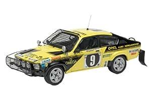 Schuco 450361200 Opel Kadett C Coupe # 9 - Coche en miniatura (escala 1:43)