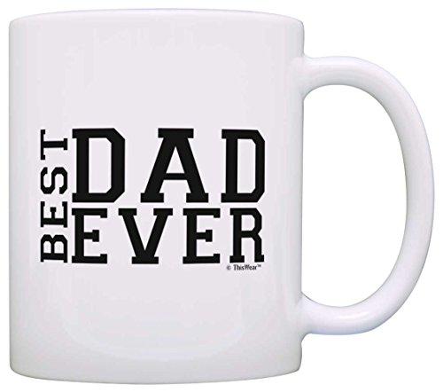 Fathers Ideas Birthday Coffee White