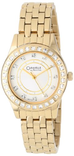 Caravelle by Bulova Women's 44L112 Crystal Watch