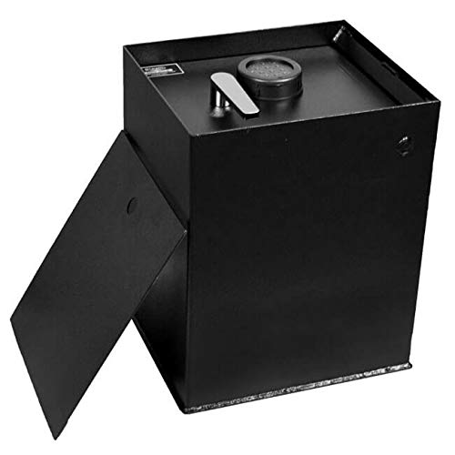 Stealth Floor Safe B2500 In-Ground Home Security Vault High Security Electronic Lock Made in - Safe Floor Door