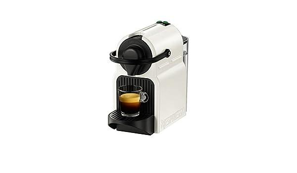 CAFETERA NESPRESSO INISSIA MODELO XN 1001 P4, KRUPS BLANCA: Amazon ...