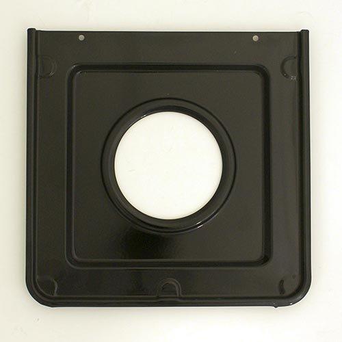 Range Kleen 9 Inch Drip Pan for Gas Ranges - 1 PAN (Gas Range Drip Pans Square)