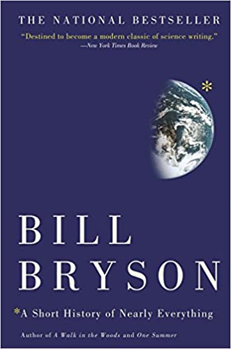A short history of nearly everything bill bryson 8601410908072 a short history of nearly everything bill bryson 8601410908072 amazon books fandeluxe Images