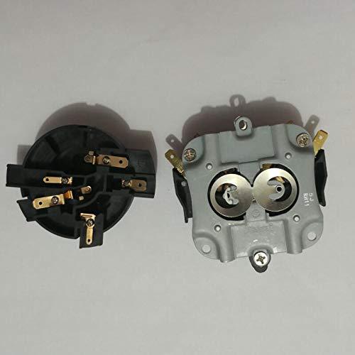 Electric Kettle Parts Coupler A Pair Switch KSD688-5 KSD368-5