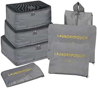 6f61f6f8fccb Shopping Greys - 2 Stars & Up - Packing Organizers - Travel ...