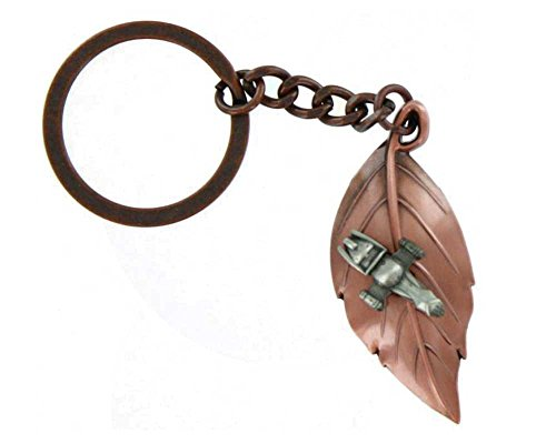 Firefly/Serenity Leaf on The Wind Keychain Pendant
