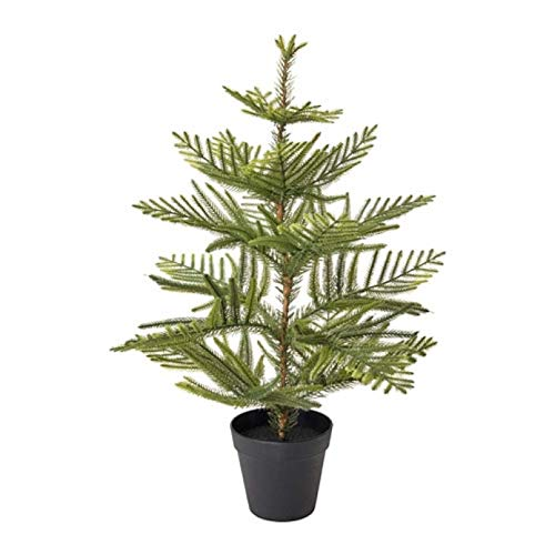 IKEA Fejka Artificial Potted Plant Indoor Outdoor Norfolk Island Pine 103.948.60 Size 4 ¾""
