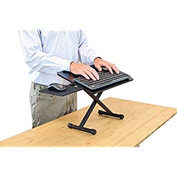 Desktop Computer Table Adjustable &portable Laptop Desk Rotate Laptop Bed Table Can Be Lifted Standing Desk With Keyboard Durable In Use Furniture