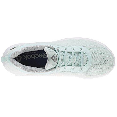 Reebok Bd4642, Zapatillas de Deporte Exterior para Mujer Varios Colores (Multicolor (Mist /     Skull Grey /     White /     Em)